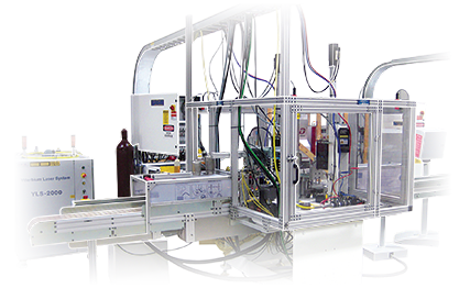 Automated welding systems.